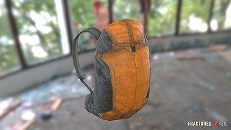 gear bag 3d